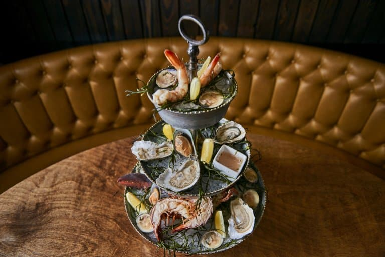 fine and rare nyc seafood tower