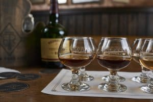 Whiskey Tasting fine and rare