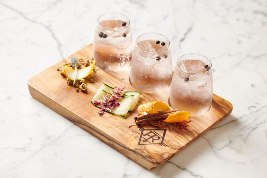 Gin-sampler